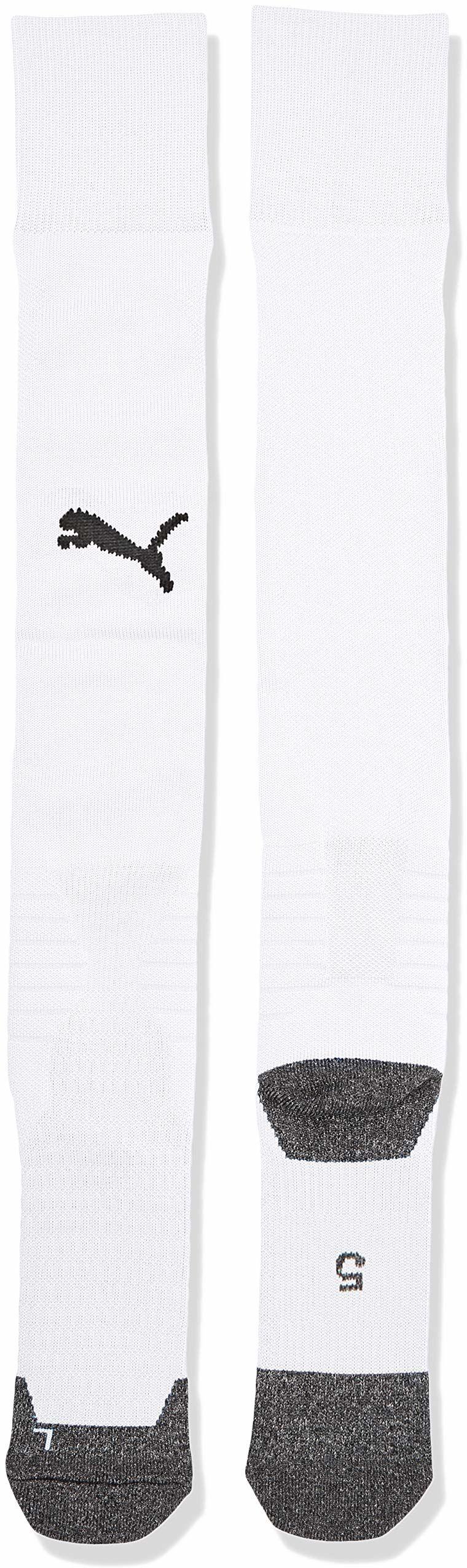PUMA skarpety męskie Team Liga Socks biały Puma White-Puma Black 5