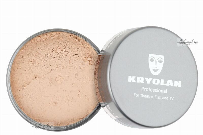 Kryolan - Puder Transparentny 20g - ART. 5703 - TL 14