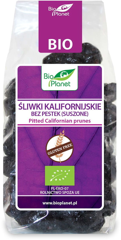 Śliwki Kalifornijskie bez pestek BIO 200g - Bio Planet