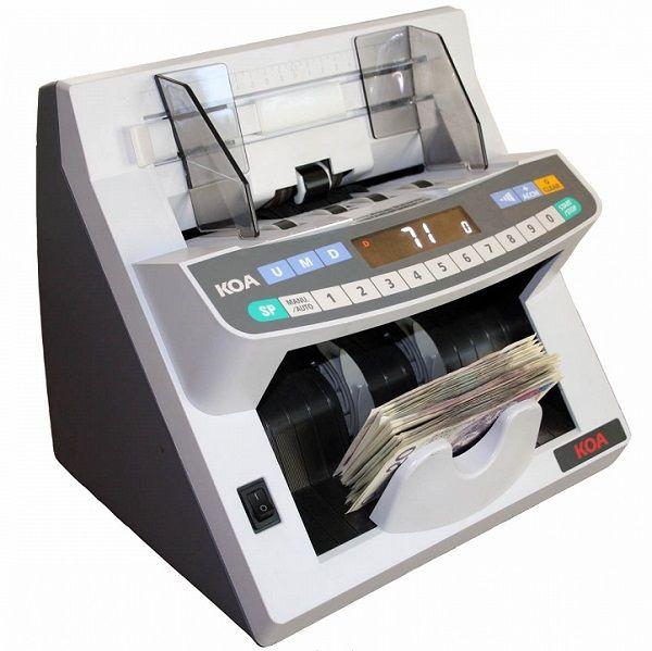 Liczarka banknotów KOA 75 UMD