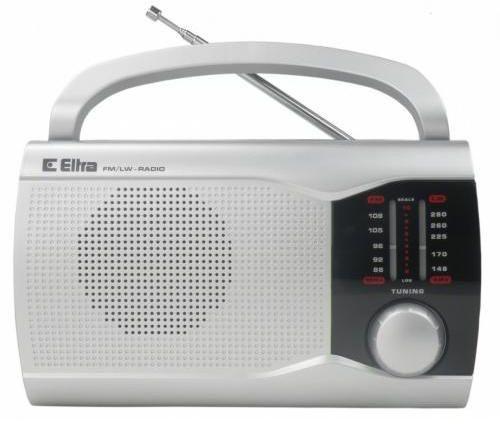 Eltra Radio EWA Srebrny