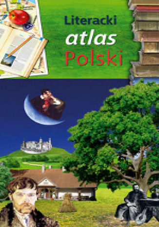 Literacki Atlas Polski - dostawa GRATIS!.