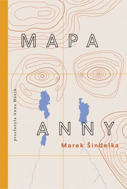 Mapa Anny - Marek Sindelka - ebook