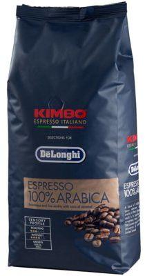 Kawa DE LONGHI Kimbo Arabica 1 kg. Kup taniej o 40 zł dołączając do Klubu