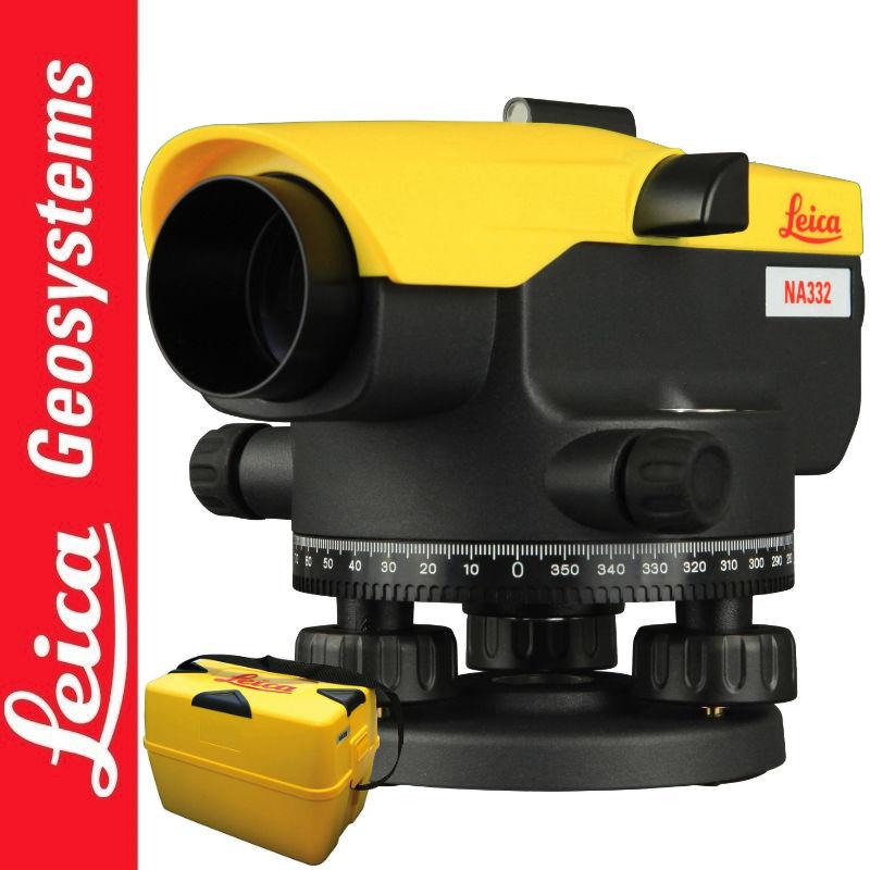 Niwelator optyczny serii Leica NA320 / NA324 / NA332