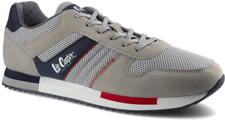 Sneakersy LEE COOPER LCW-21-29-0164M Grey