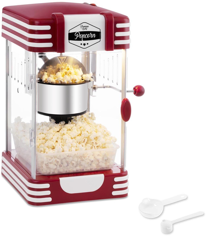 Maszyna do popcornu - retro - bredeco - BCPK-300-WR - 3 lata gwarancji/wysyłka w 24h