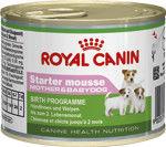 ROYAL CANIN Starter Mousse Mother&Babydog 195g