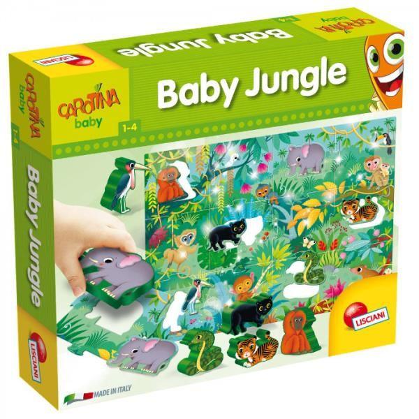Carotina Baby Jungle 58471 (304-58471)