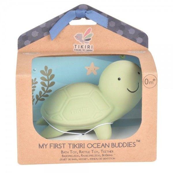 Gryzak Zabawka Żółw Ocean w Pudełku