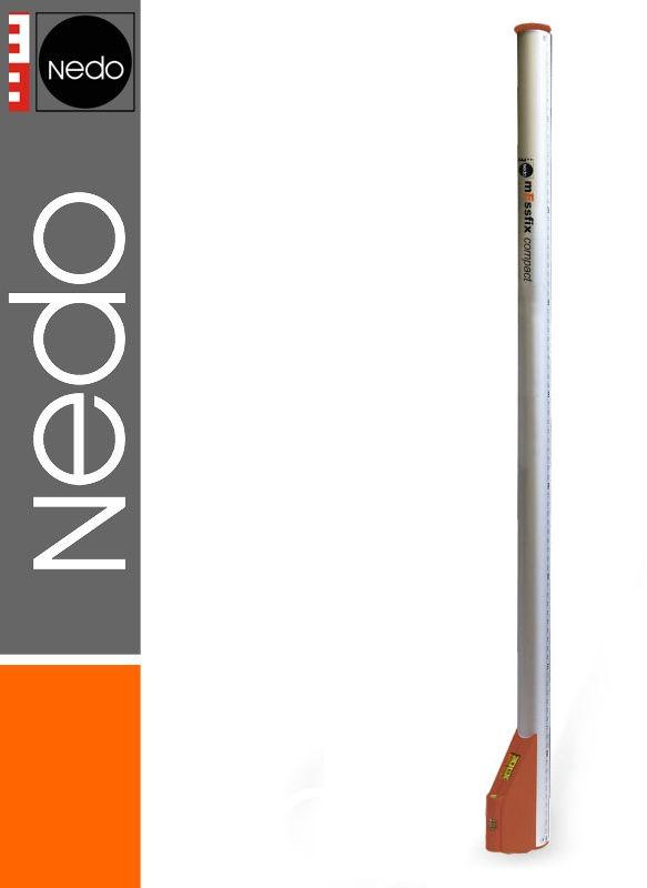 Przymiar teleskopowy z pokrowcem 0,91-5,01m mEssfix compact NEDO