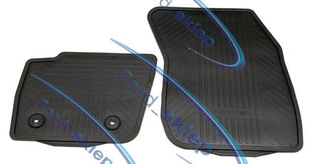 wykładziny / dywaniki podłogi gumowe Mondeo Mk5 - przód - 1890125