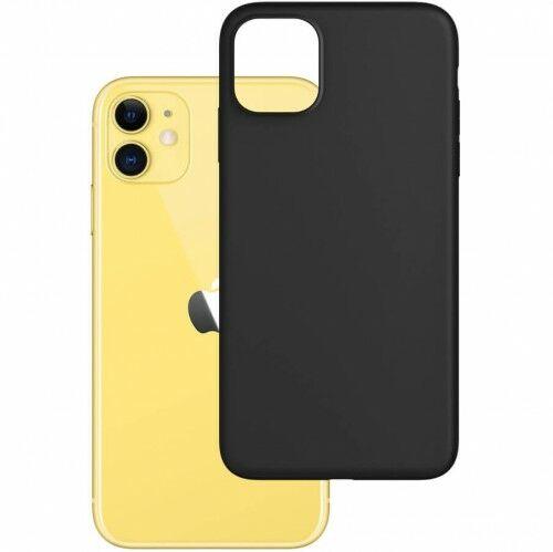 Etui 3mk Matt Case Iphone 11, czarne