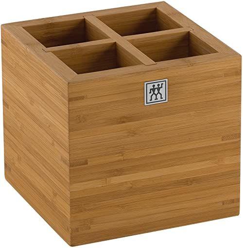 Zwilling J.A. Henckels bambusowe pudełko na gadżety, duże