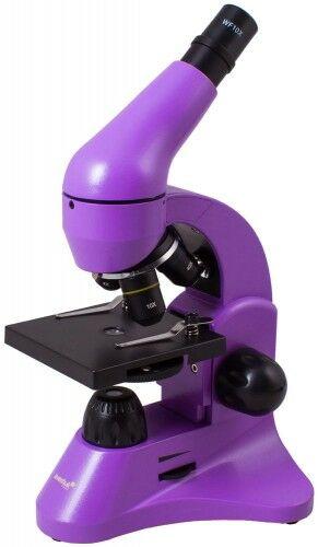 Mikroskop Levenhuk Rainbow 50L Amethyst Ametyst