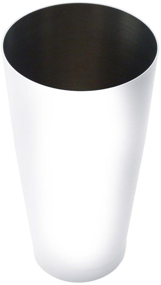 Shaker bostoński obciążony biały