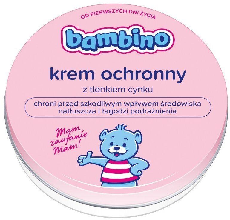 Bambino BAMBINO Krem Ochronny dla Dzieci i Niemowląt 150 ml
