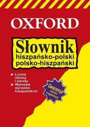 Słownik hiszpańsko-polski, polsko-hiszpański TW - praca zbiorowa