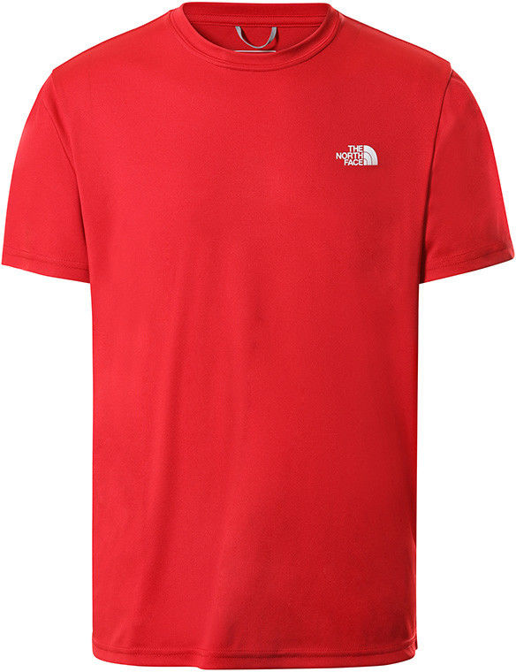 Koszulka The North Face REAXION AMP CREW red