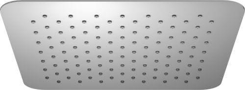 OMNIRES Deszczownica ze stali nierdzewnej ULTRA SLIMLINE WGU225 25x25 cm chrom WGU225CR
