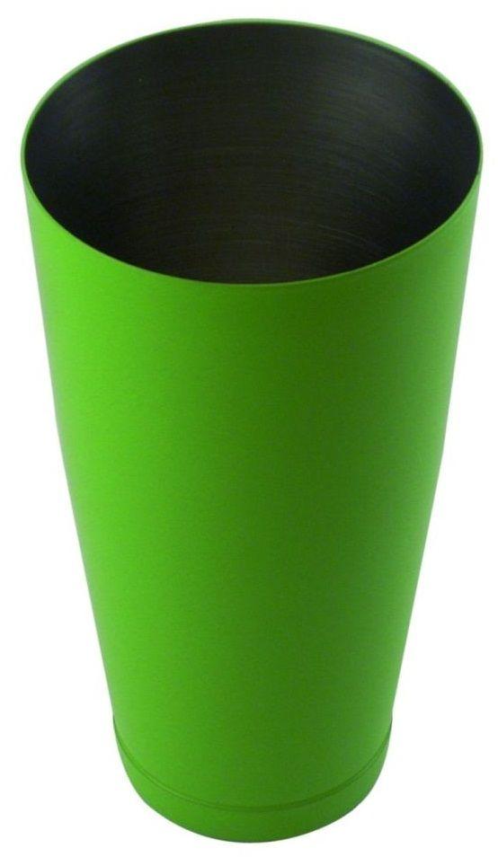 Shaker bostoński obciążony zielony