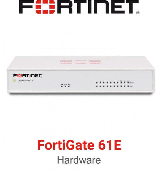 FortiGate 61E bez licencji (FG-61E)