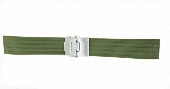 Pasek TEKLA SM4 zielony 22mm