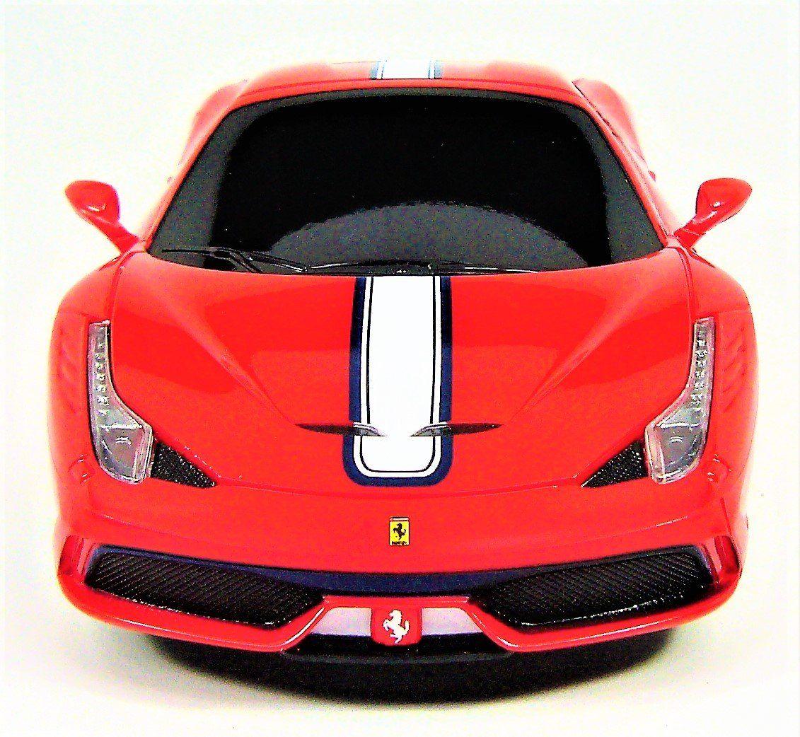 Rastar 71900 71900-Ferrari 458 Speciale A, 1:24, radiosterowany samochodzik zabawkowy