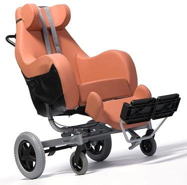 Wózek inwalidzki specjalny Corille