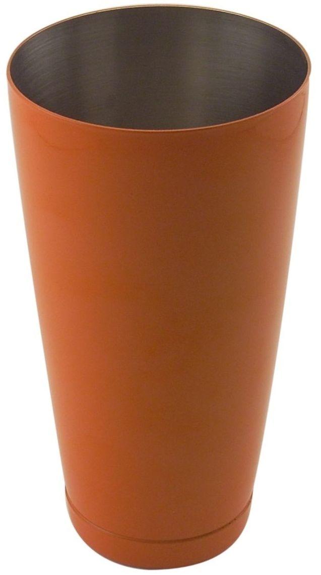 Shaker bostoński obciążony pomarańczowy
