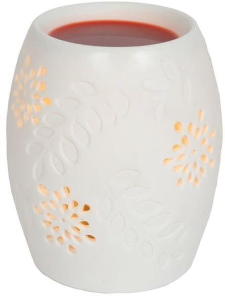 Kominek zapachowy Elektryczny - Floral White