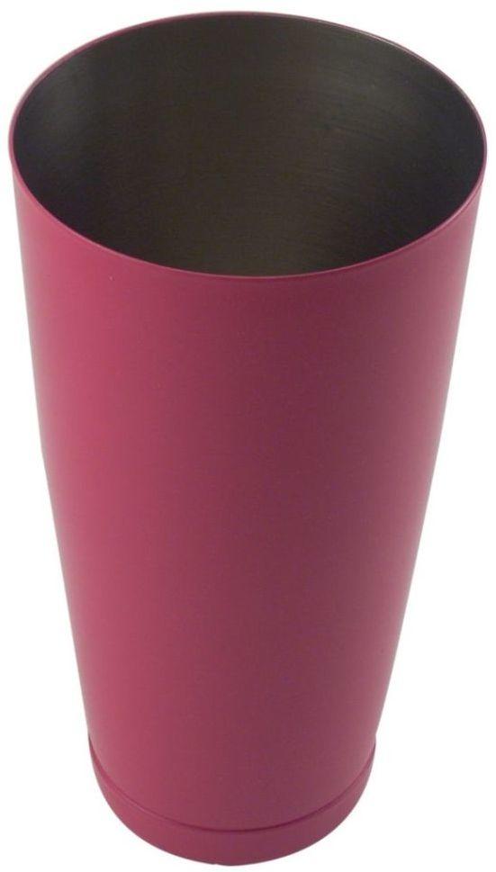 Shaker bostoński obciążony różowy