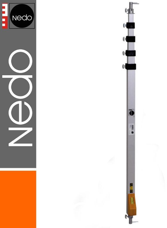Przymiar teleskopowy 920-2610mm Auto-mEssfix NEDO