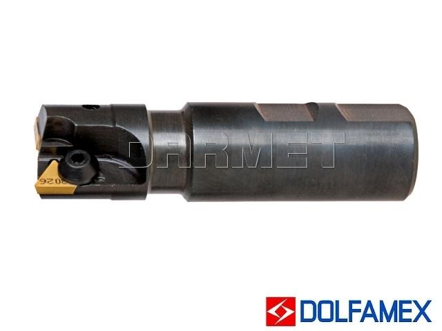 Frez składany trzpieniowy 25 mm, 2-ostrzowy do rowków 216.17 - 2525.3 - DOLFAMEX