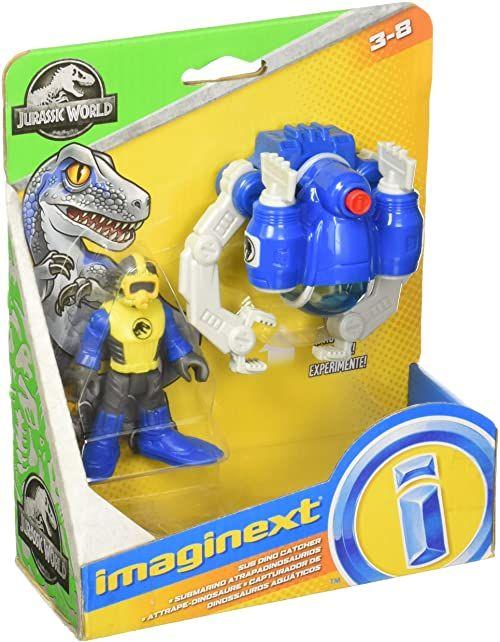 Jurassic World FMX95 zabawka, wielokolorowa