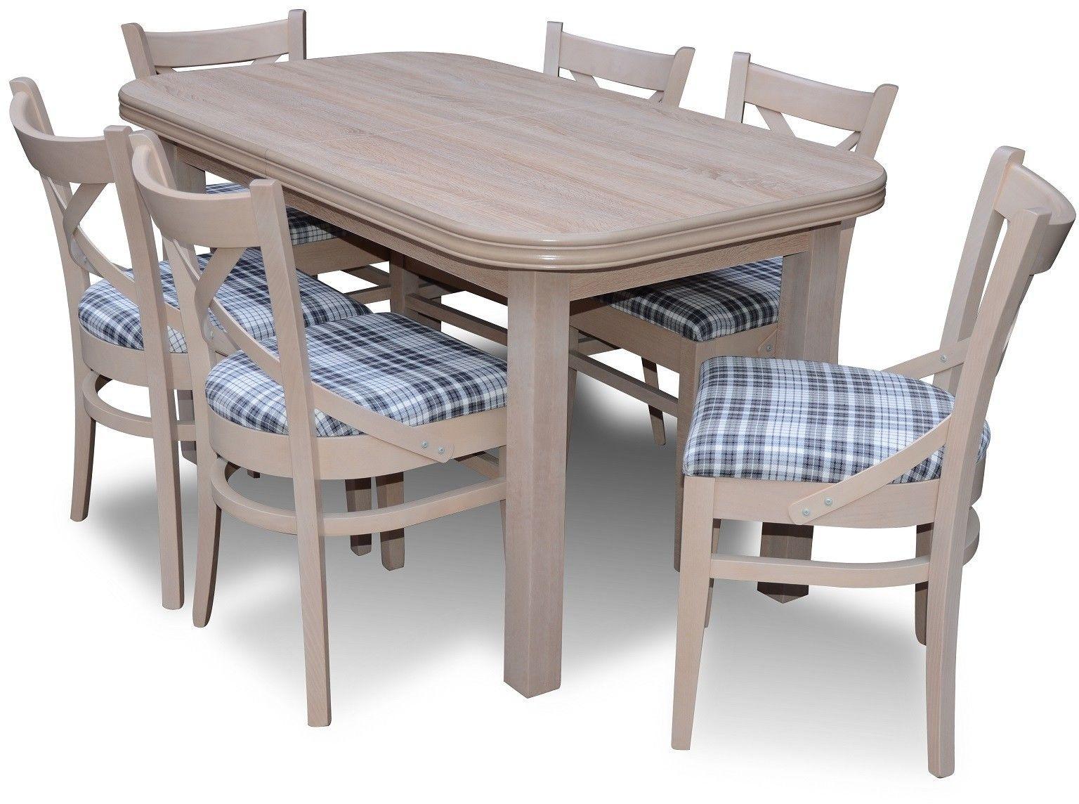 Zestaw Z17 - stół i krzesła