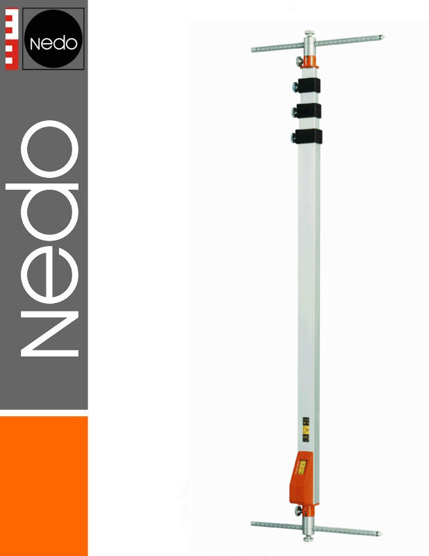 Przymiar teleskopowy 950-3260mm Auto-mEssfix NEDO