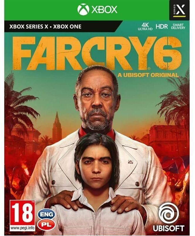 Gra Far Cry 6 Xbox series X / Xbox One