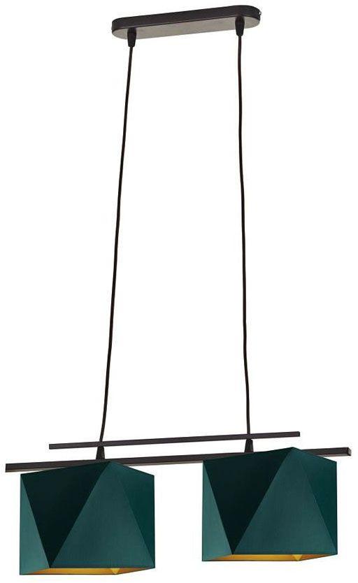 Lampa wisząca glamour z abażurami - EX303-Madres - wybór kolorów