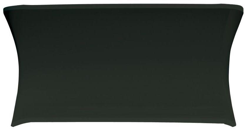 Pokrowiec na stół 180 cm czarny