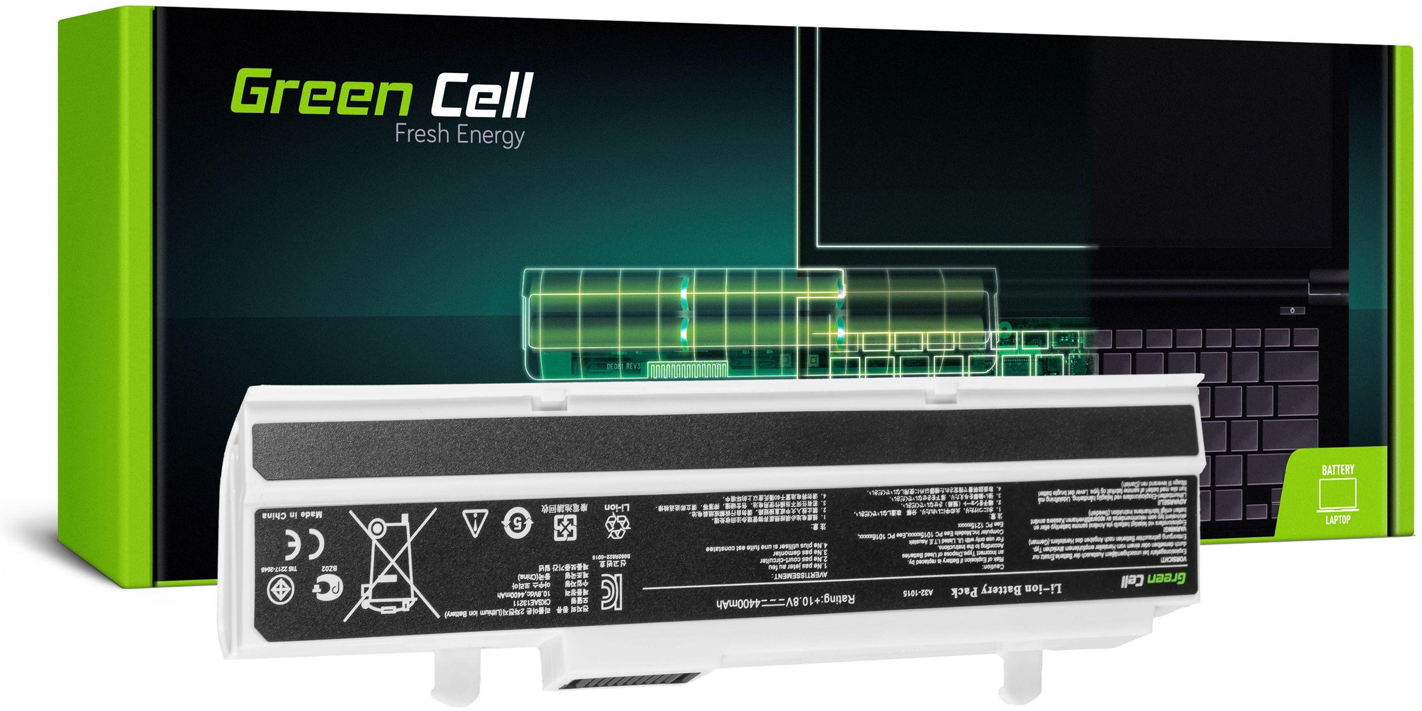 Bateria Green Cell A32-1015 A31-1015 do Asus Eee PC 1011PX 1015 1015BX 1015PN 1016 1215 1215B 1215N VX6