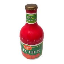 Minutnik mechaniczny ketchup
