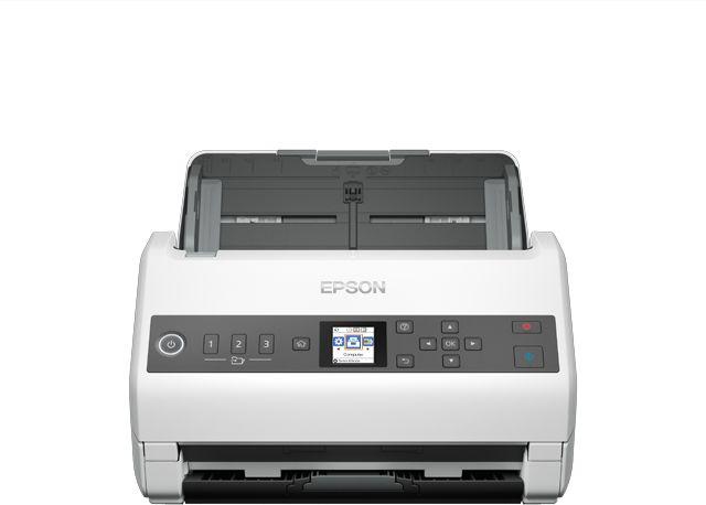 Skaner EPSON WorkForce DS-730N (B11B259401)