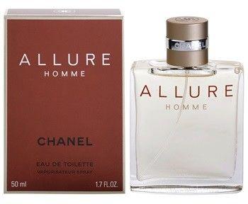 Chanel Allure Homme woda toaletowa dla mężczyzn 50 ml