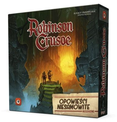 Robinson Crusoe: Niesamowite opowieści