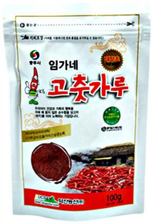 Papryka Gochugaru do kimchi 100g - Lim-Ga-Ne