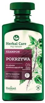 Farmona Herbal Care szampon pokrzywowy, 330 ml