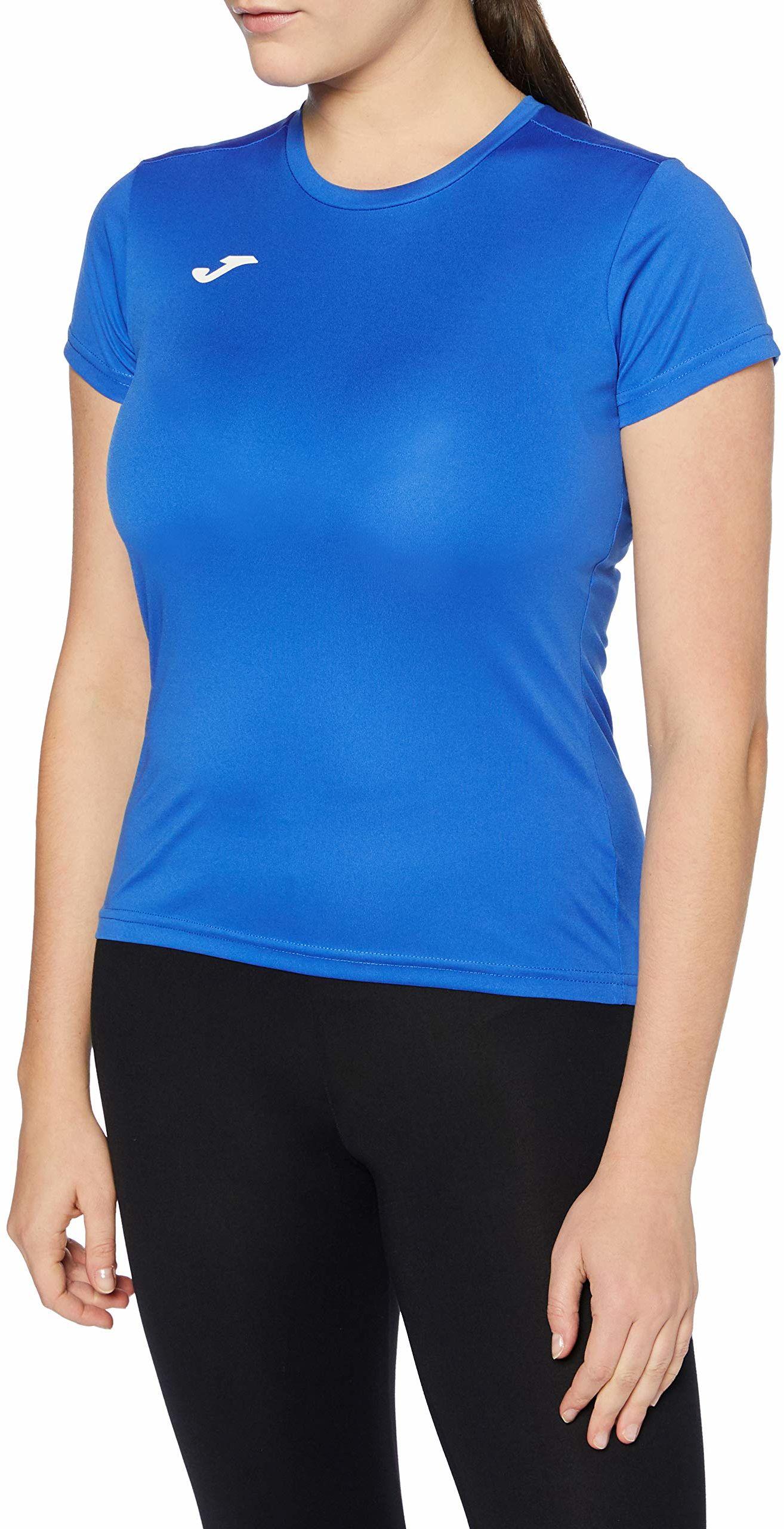 Joma damskie 900248.700 Joma 900248.700 T-shirty damskie - niebieski/królewski, X-Small Blue/Royal L
