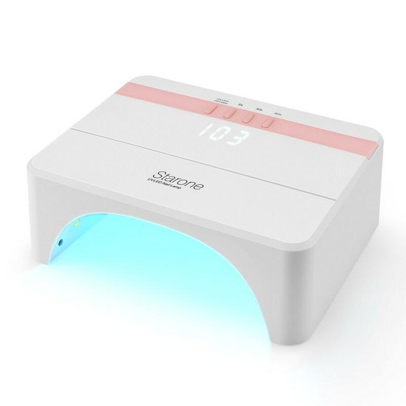 LAMPA UV STARONE 24W/48W PINK STRIPE