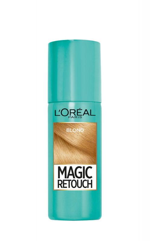 L''Oréal - MAGIC RETOUCH - Spray do błyskawicznego retuszu odrostów - BLOND